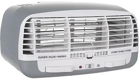 Супер Плюс Турбо - прибор, выполненный по классической технологии электростатической очистки