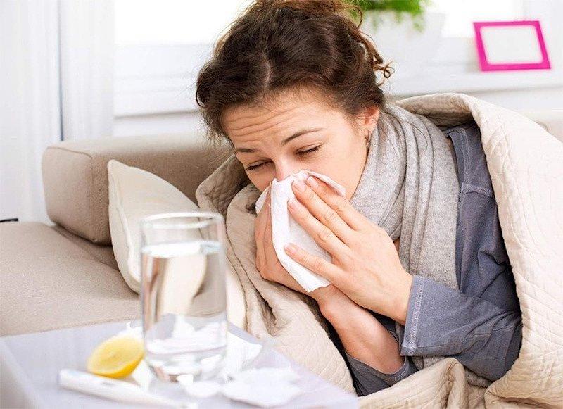 Увлажнение комнаты сокращает заболеваемость в зимний период
