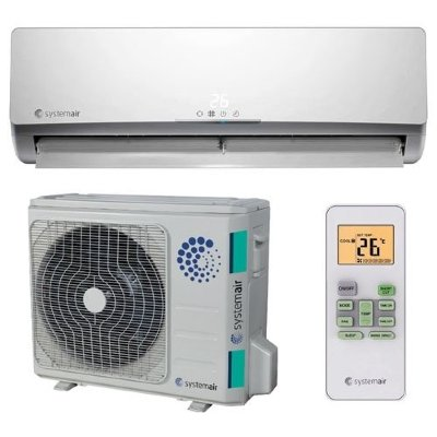 Systemair Sysplit Wall Smart 24 EVO HP Q кондиционер