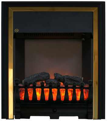 Очаг Royal Flame Fobos FX Brass