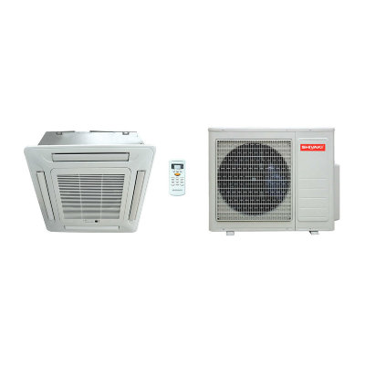 Shivaki Business SCH-369BE/SUH-369BE кассетная сплит-система