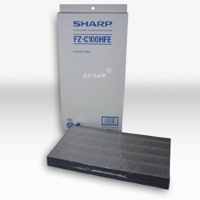 Sharp FZ-C100HFE, HEPA фильтр