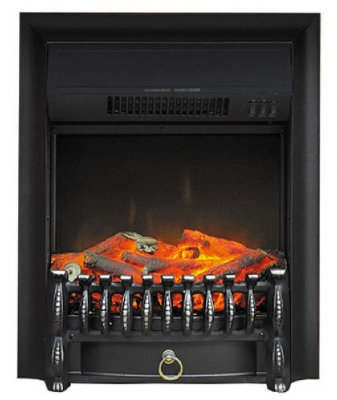 Очаг Royal Flame Fobos FX Black