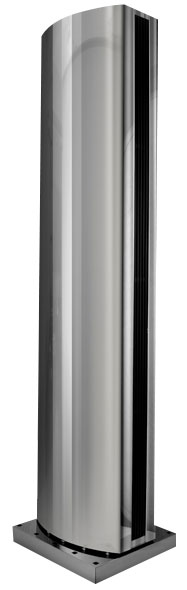 Дизайнерская тепловая завеса Ballu Platinum
