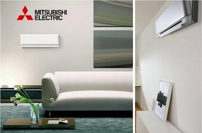 mitsubishi electric: кондиционер электрик